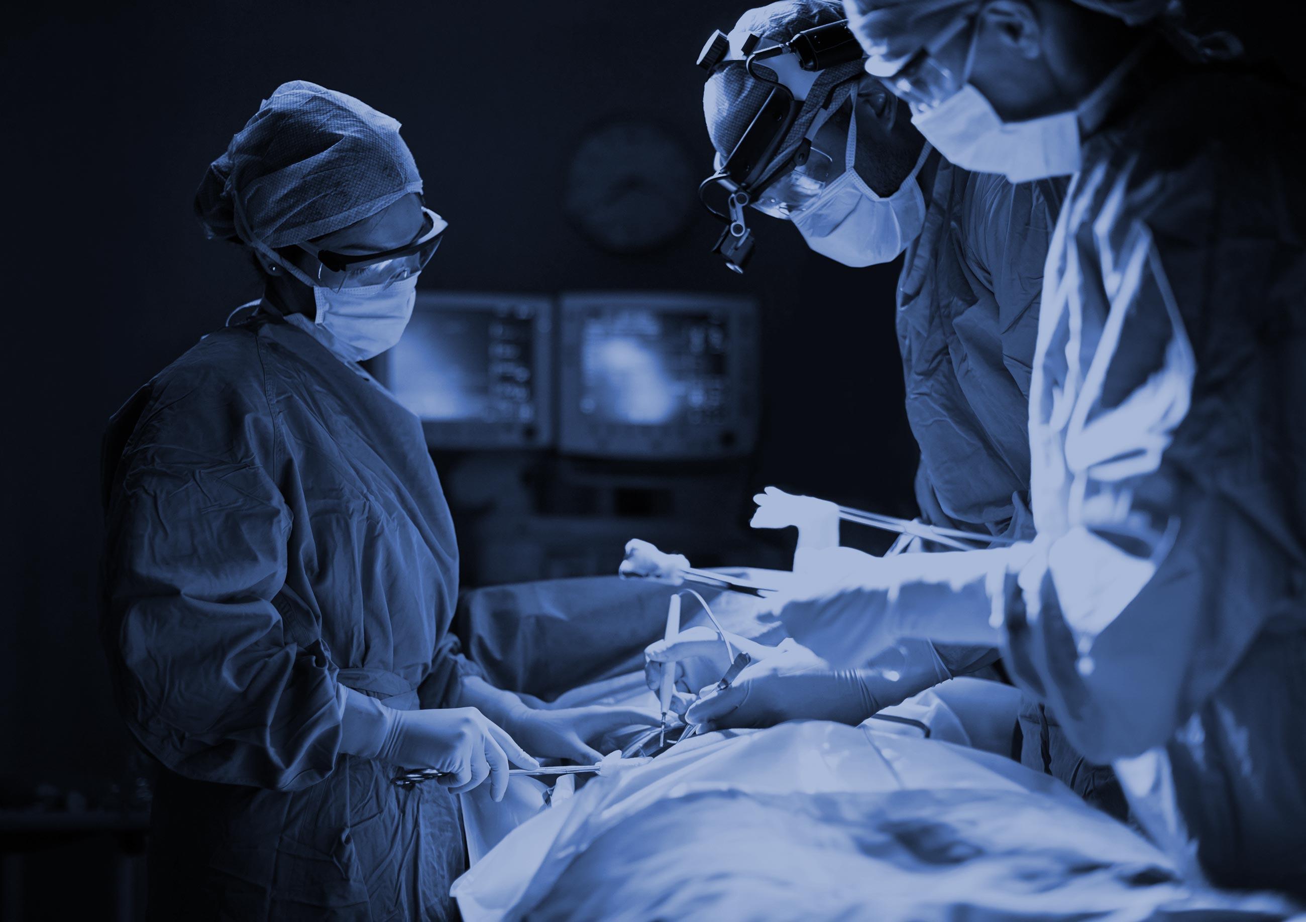 Chirurgie ambulatoire pour Prothèse<br>de hanche et de genou